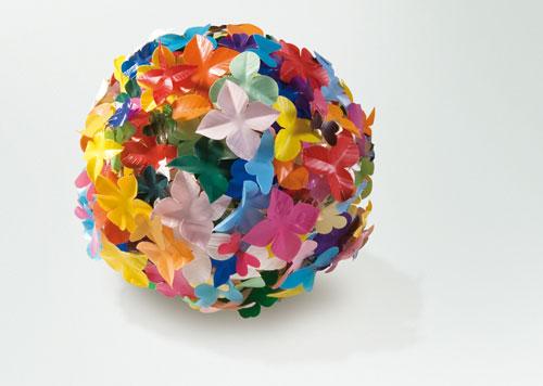 Flower Ball, Heath Nash. Foto: Direitos Reservados