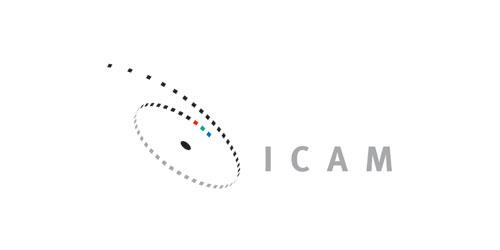 Logotipo ICAM (até 2008)